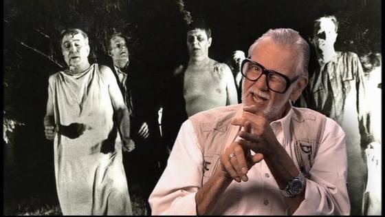 '살아있는 시체들의 밤' 등 좀비 영화의 효시로 평가받는 작품들을 제작해온 조지 로메로 감독이 16일 폐암 투병 중 사망했다. [사진 Imdb]