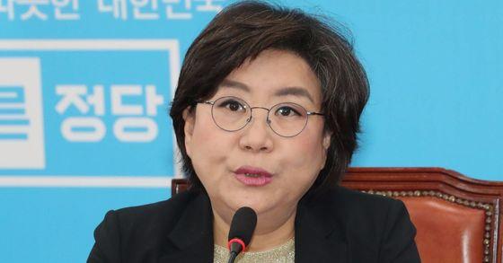 바른정당 이혜훈 대표. [사진 연합뉴스]