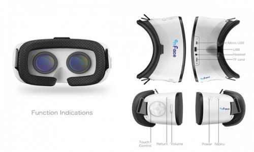 온페이스, USB형 가상현실(VR) 헤드셋 출시