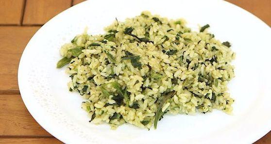 곤드레나물이 가장 많이 든 청정원 '녹차 곤드레나물밥'