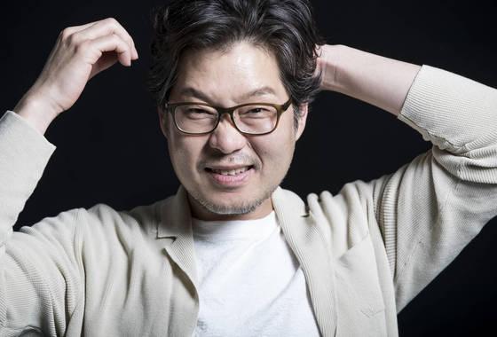 작품마다 각기 다른 얼굴을 선보이며 '천의 얼굴'이란 별명을 갖게 된 유재명 배우. 권혁재 사진전문기자