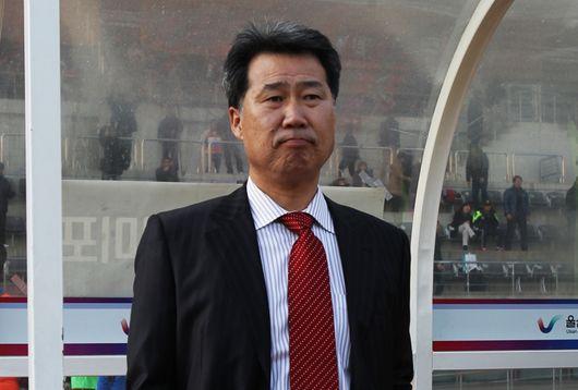 내셔널리그까지 평정했던 조민국 감독/내셔널리그 제공