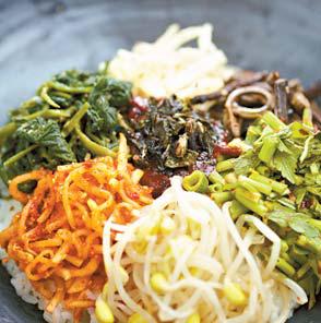 초파일비빔밥