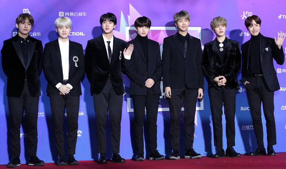 방탄소년단, 세계적인 아이돌