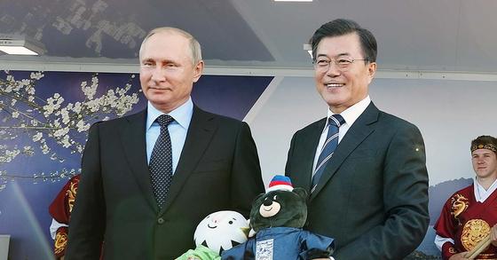 """""""文 대통령·푸틴, 월드컵 기간 정상회담 할 것"""""""