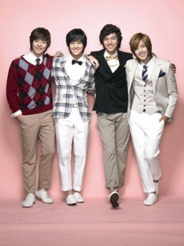 드라마 꽃보다남자 포스터