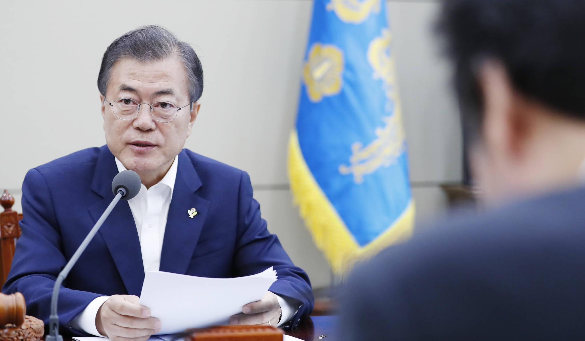 문재인 대통령, 드루킹 사건 특검보에 박상융·김대호·최득신 임명