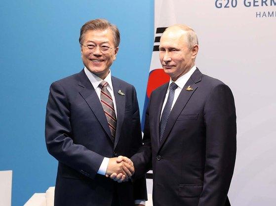 문재인 대통령 2박 4일 러시아 국빈 방문…푸틴과 3번째 정상회담