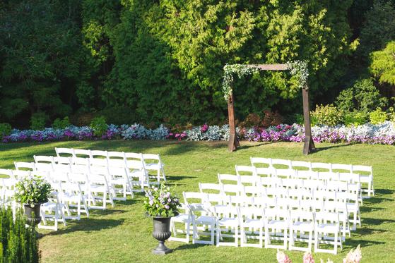 나 역시 서양인 며느리와 서양인 사위를 두고 있는 부모다. 사진은 작년 8월 결혼한 딸의 결혼식장이다. [사진 주호석]