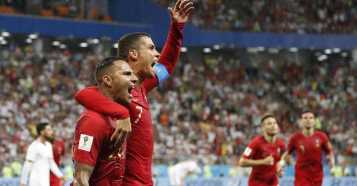 포르투갈, 이란 1-1 무승부…16강 진출 성공