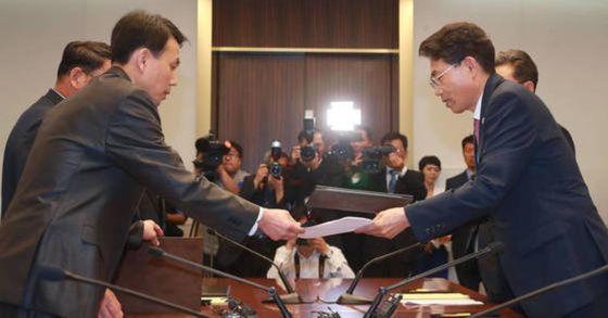 """北 """"남북, 철도 협력 공동보도문 채택"""" 보도…구체적 내용 無언급"""