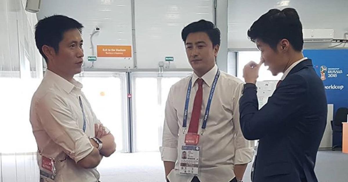 뒤늦게 공개된 박지성·안정환·이영표 '복도 회의' 내용