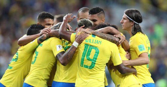 브라질, 세르비아 2-0 승리…16강 안착, 멕시코와 일전