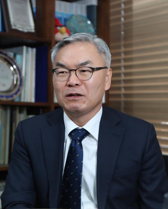 신임 대법관 후보자 김선수···통진당 해산 때 변호인 단장