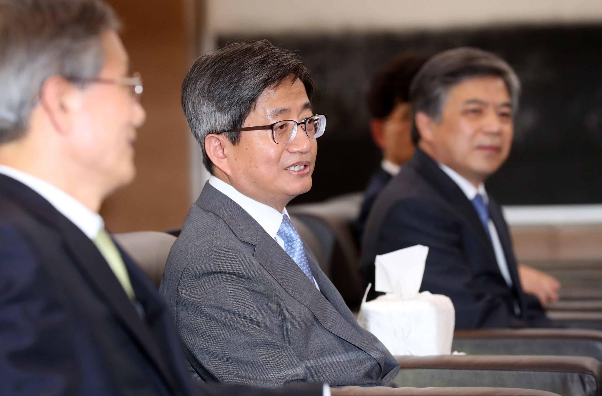 신임 대법관에 김선수·노정희·이동원 임명제청