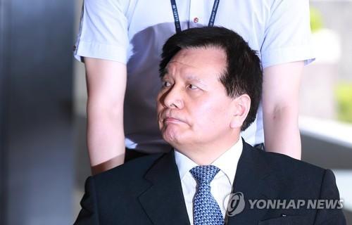 이채필 전 고용노동부 장관. [연합뉴스]