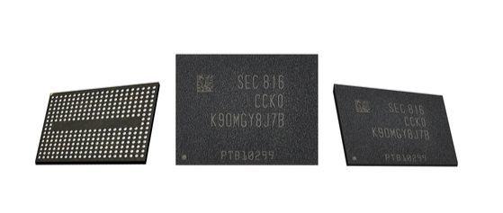 삼성전자 5세대 V낸드 기술격차 2년 더 벌렸다