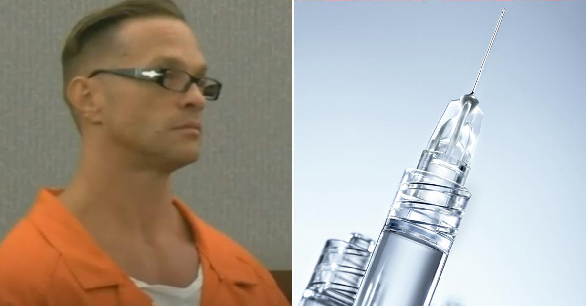 2차례 살인으로 사형 선고를 받은 스콧 레이먼드 도지어(왼쪽). (오른쪽 사진은 기사 내용과 관계 없음) [YTN화면 캡처, 디엔컴퍼니]
