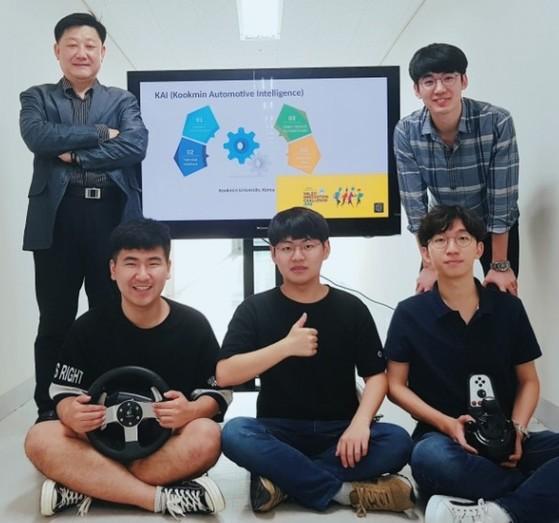 국민대 자동차융합대학 KAI팀, 파리 '혁신 챌린지' 결선 진출