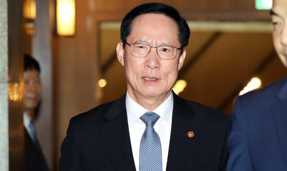 송영무, 세월호 사찰이 수사할 사안이냐 말해 기무사 추가 폭로