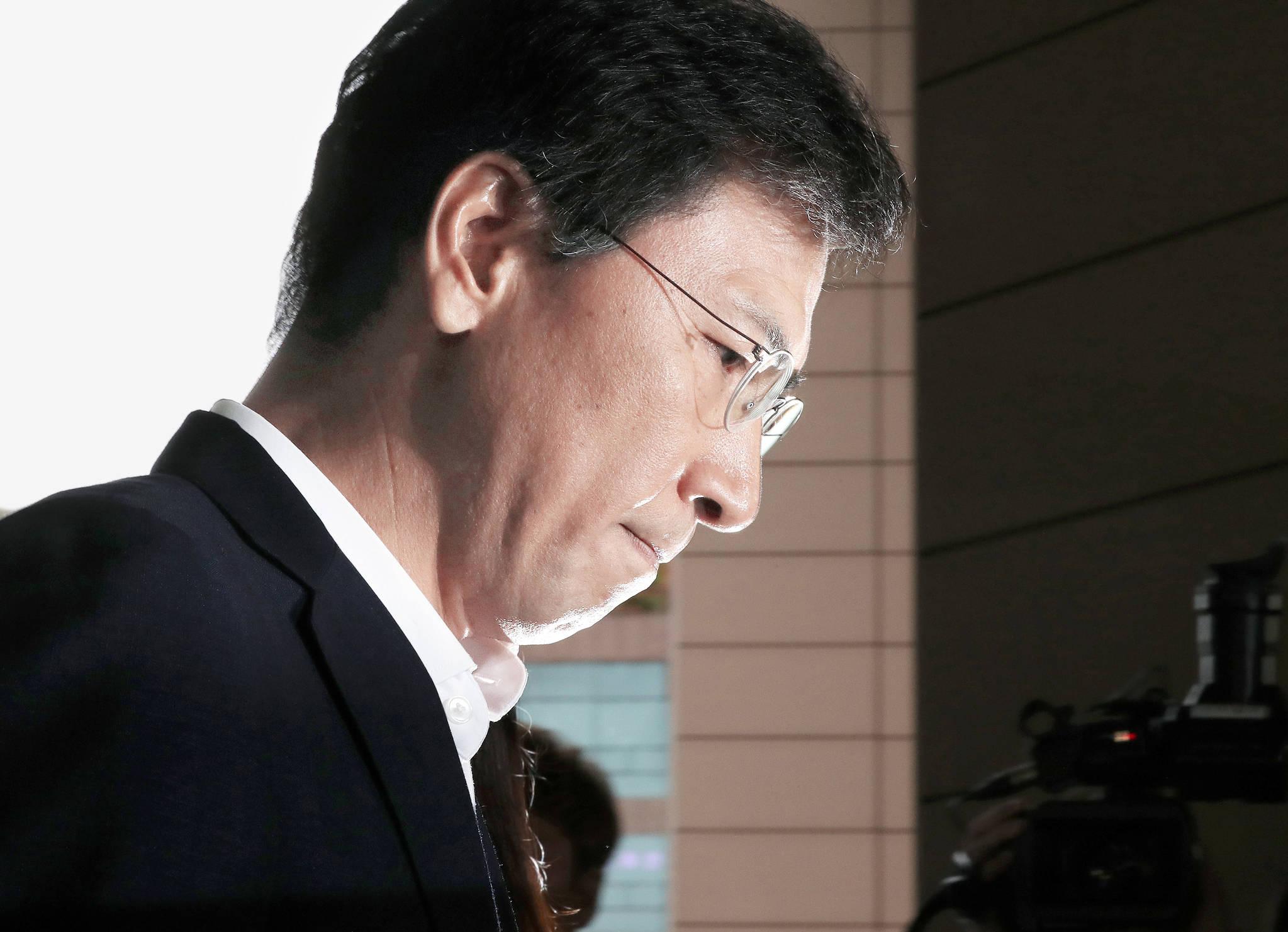 안희정·김지은 오늘 법정 마지막 진술…결심 공판