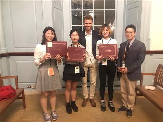 국민대 자동차·운송디자인 연합팀 '2018 PACE Annual Forum' Industrial Design 1·2위