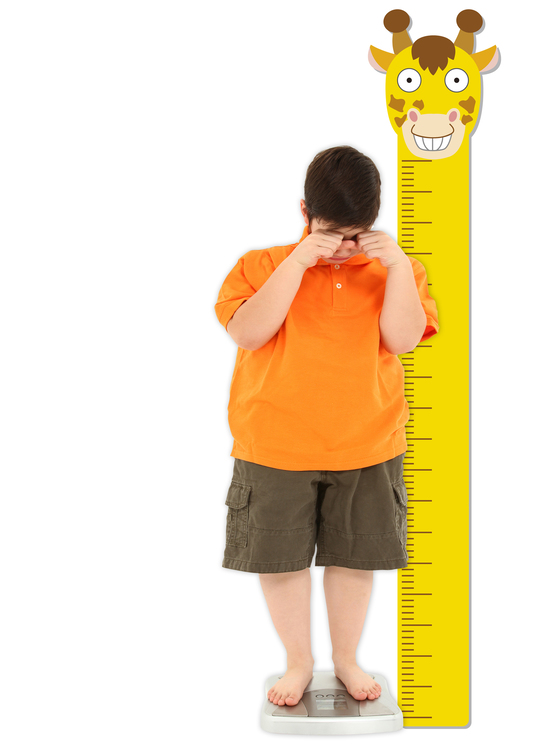 The incidence of childhood obesity is more than 90%.