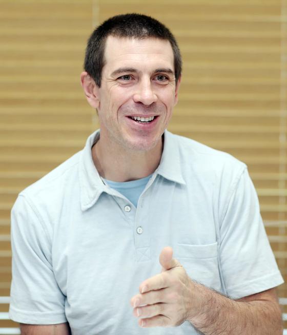 채드 바요브스키(Chad Bayowski, 미국) / 미국 하버드 대학(Harvard University), 종교학 전공 / 한국 거주기간 : 12년 / 영어교육경력 : 10년 / 청담어학원 본원 [변선구 기자]
