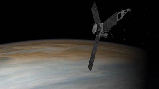 목성 제1위성서 지구 100만배 전자기파 발견…우주선도 파괴