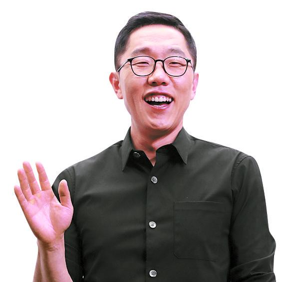 방송인 김제동. [일간스포츠]