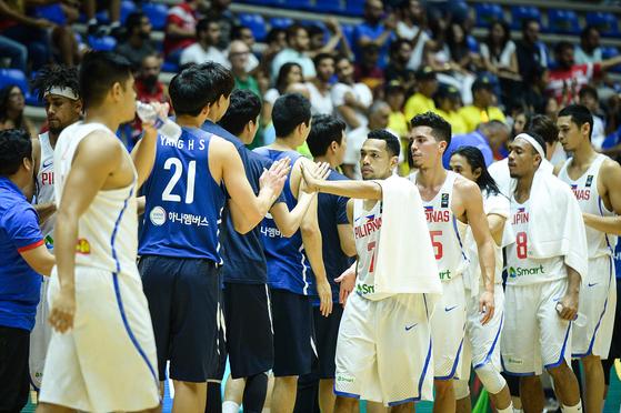 정부 관료까지 나섰다... AG 불참 번복 필리핀의 못 말리는 농구 사랑