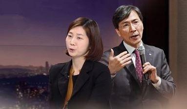 안희정 전 충남지사와 김지은씨. [연합뉴스]
