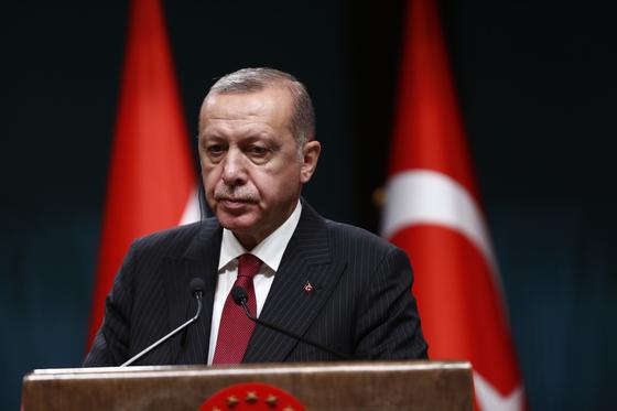 8개월간 리라화 40% 넘게 폭락···터키 IMF행 거부한 이유