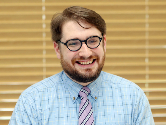 존 캠벨(John Campbell, 미국) / 미국 펜실베이니아 대학, 공연예술학 전공 / 교육 자격증 : TEFL / 한국 거주 : 3년 6개월 / 영어교육경력 : 3년 6개월 / 청담어학원 서초브랜치 [변선구 기자]
