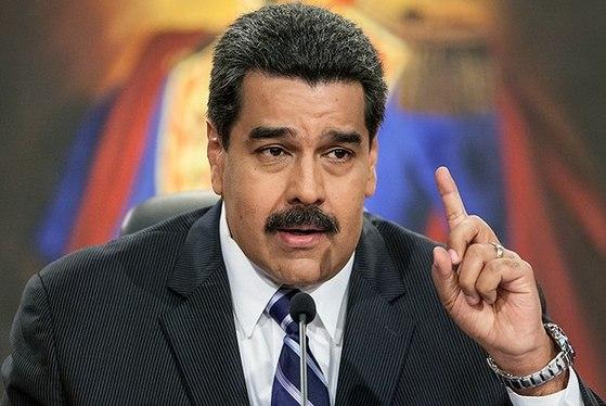 니콜라스 마두로 베네수엘라 대통령. [중앙포토]