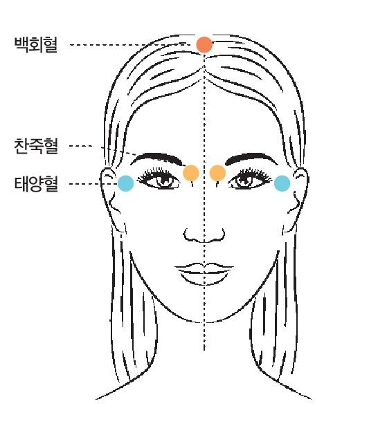 [소년중앙] 공부하다 머리 아프면 태양혈 3~5회 눌러주세요