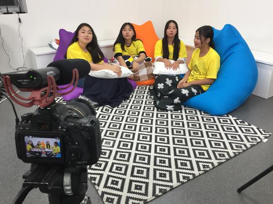 체인지메이커로서 활동하며 겪은 여러 경험과 느낌 등을 팀별로 자유롭게 영상에 담아냈다.