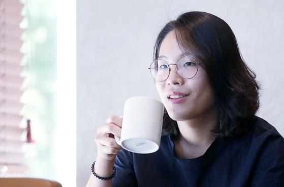 """22세 최연소 박사 유효정 """"학원 싫어 중·고·대학 독학"""""""