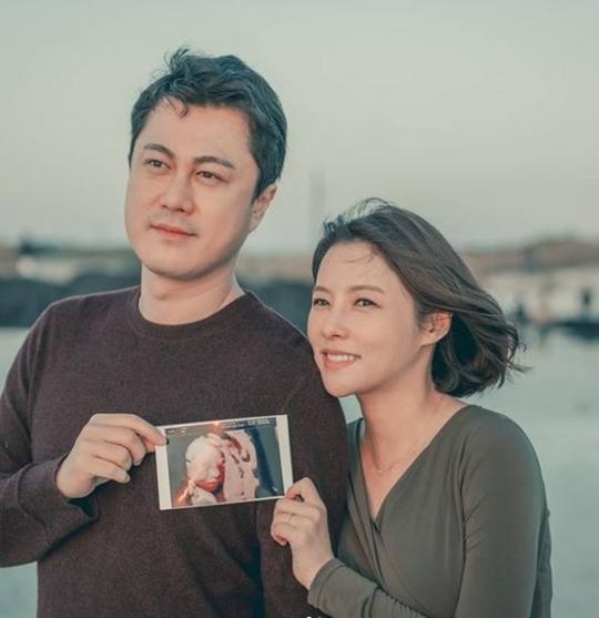 임채홍♥송민지, 결혼 5년만에 첫 딸 출산