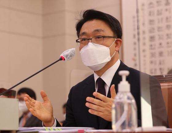 """[라이브중계] 김진욱 """"고급 고위 공무원 수사에 많은 논란이 있었다"""""""