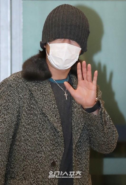 チャン・グンソク、15日午後、仁川(インチョン)空港を通じて入国