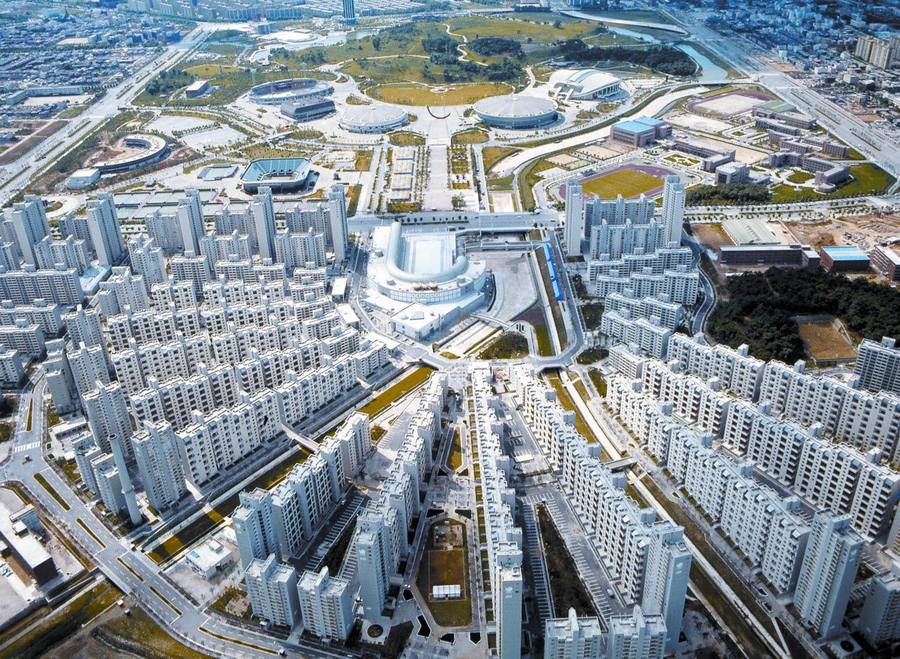 한국 최고의 현대건축