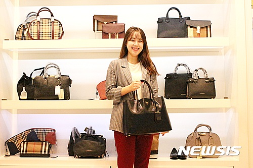 롯데백화점 전주점, 16일까지 '해외명품 Fair' 행사