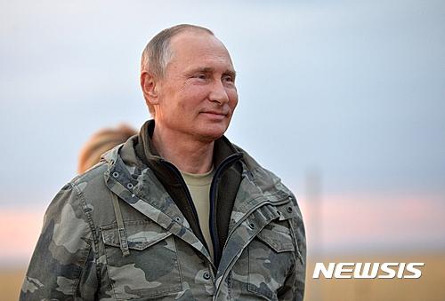 """푸틴, 서방에 """"모술 민간인 살상 말라"""""""