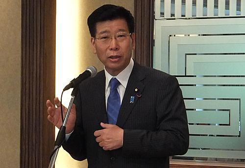 아베 총리 보좌관 에토, 또 야스쿠니 신사 참배