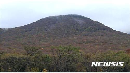 절정 이룬 한라산 단풍 '울굿불굿'