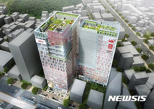 패션그룹형지, 쇼핑몰 '아트몰링' 3월 개장…부산에 지상 17층 규모 건립