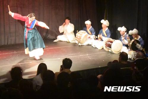 LA한국문화원, 신명나는 국악 한마당