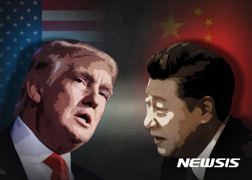 """[트럼프 시대 개막] 중국 외교부 """"미·중 갈등 적절히 해결해야"""""""