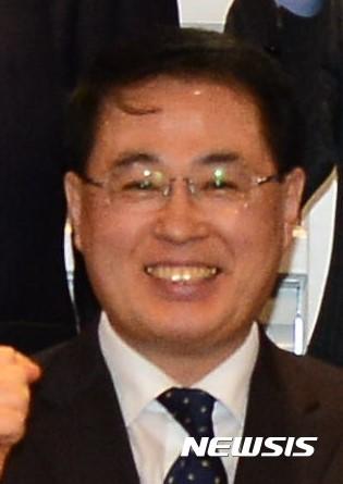 창원국가산단 대기업협의회장에 선출된 김인길 ㈜효성 전무